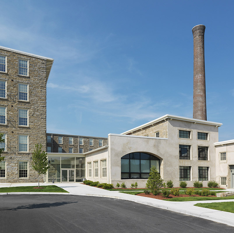 Bourne Mills Apartments