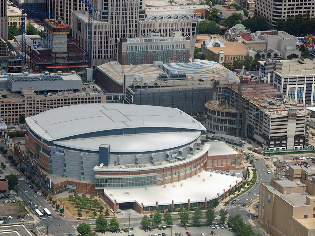 Upton Partners Time Warner Cable Arena